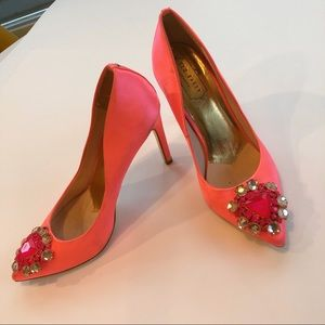 Ted Baker Jeweled Pumps